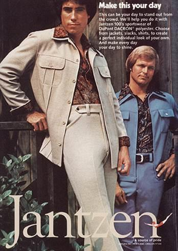 Jantzen leisure suits