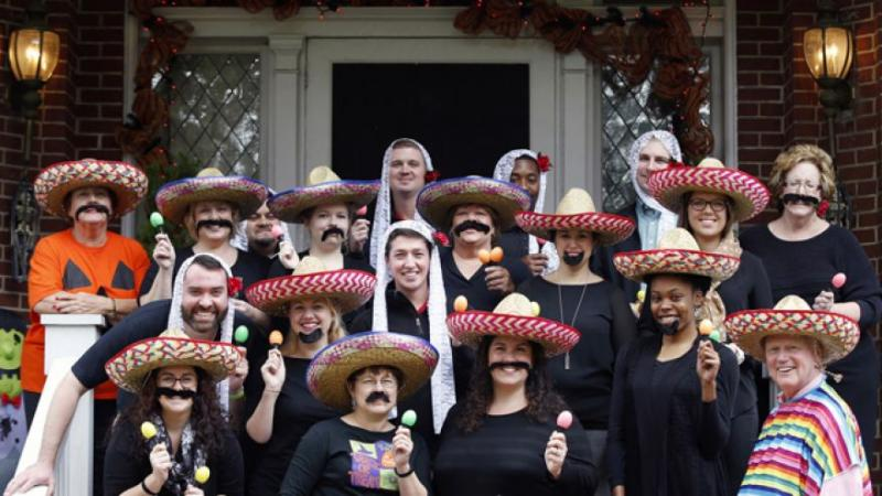 """Mexicans"" at the University of Louisville"